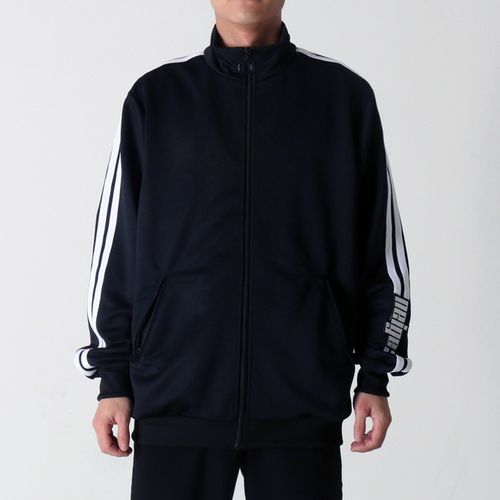 [NEIGE] ZIPPERED SWEATSHIRT (BLACK), 네이지 - 풋셀스토어