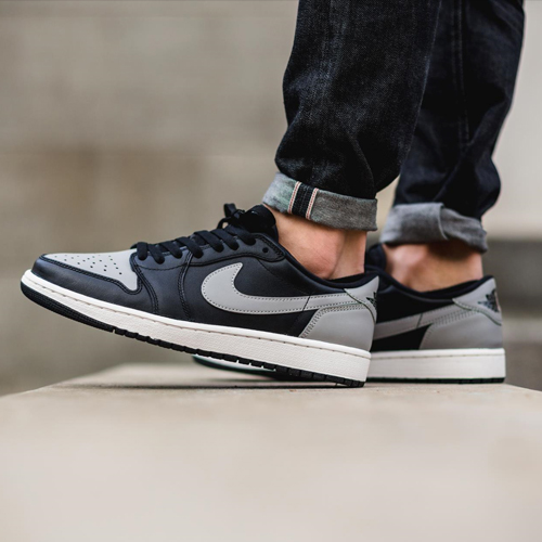 조던1 로우 OG 쉐도우(BG) Air Jordan 1 Retro Low OG Shadow (BG), 709999-003