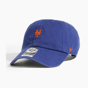 [47BRAND] Base Runner NY Mets Blue, 스트랩백