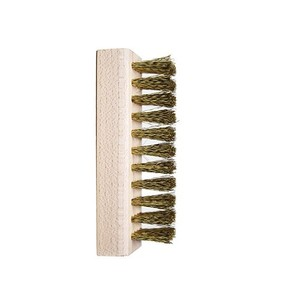 [리슈브네이터] BRASS BRISTLE SUEDE BRUSH