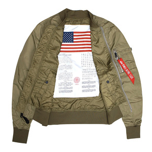 [알파인더스트리] ALPHA INDUSTRIES L-2B DRAGONFLY BLOOD CHIT (STRATOS) [MJL46001C1-ST]