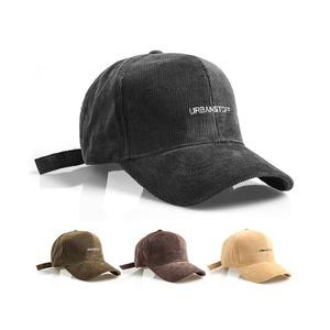 [어반스터프] USF CORDUROY CAP 4C, 볼캡, 스트랩백