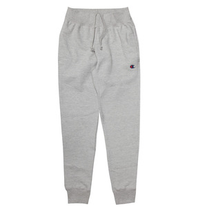 [챔피온 바지] CHAMPION REVERSE WEAVE TRIM JOGGER (OXFORD GREY) [GF01-1IC]