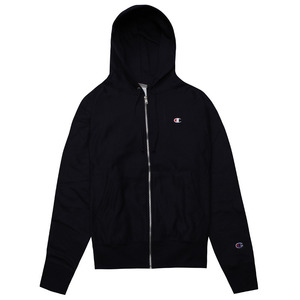 [챔피온 후드] CHAMPION REVERSE WEAVE FULL ZIP (NAVY) [GF69-031]