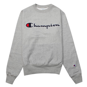 [챔피온 맨투맨] CHAMPION GRAPHIC REVERSE WEAVE CREW (OXFORD GREY/NAVY) [GF70-806NVY]