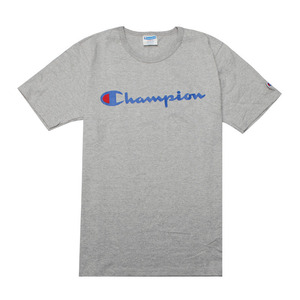 [챔피온 티셔츠] CHAMPION HERITAGE TEE (OXFORD GREY) [T1919-806]