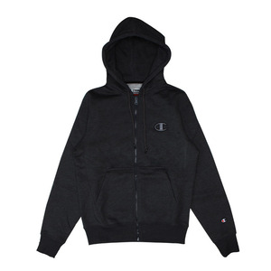 [챔피온 후드] CHAMPION SUPER FLEECE 2.0 FULL ZIP HOOD (GRANITE HEATHER) [S4963-G61]