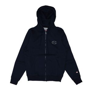 [챔피온 후드] CHAMPION SUPER FLEECE 2.0 FULL ZIP HOOD (NAVY) [S4963-031]