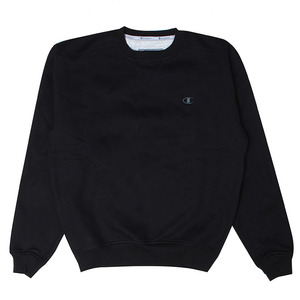 [챔피온 맨투맨] CHAMPION SUPER CREW (BLACK) [S2210-003]