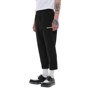 [COUPDEGRACE] COUP DE GRACE POLY SKINNY SLACKS (BLACK), 쿠드그라스 팬츠 - 풋셀스토어