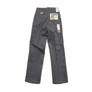 [BENDAVIS] Original Bens Trim Fit Pants Charcoal Heather, 벤데이비스 팬츠 - 풋셀스토어