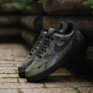 나이키 에어포스1 로우 카모, Nike Air Force 1 Low Reflective Camo, 718152-203