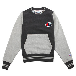 [챔피온 크루넥] CHAMPION REVERSE WEAVE CREW (GRANITE HEATHER/OXFORD GREY) [S0890G-35B]