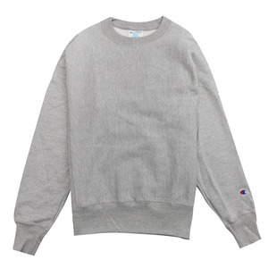 [챔피온 크루넥] CHAMPION REVERSE WEAVE CREW (OXFORD GREY) [NOGF70-806]
