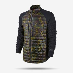 나이키 테크 플리스 에어로로프트 카모자켓, Nike Tech Fleece Aeroloft Jacket, 678264-355