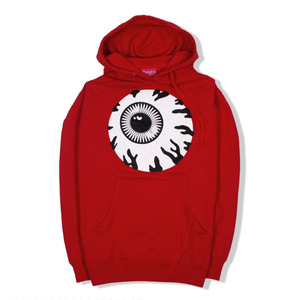[미시카] Keep Watch Pullover Hoodie Red,미시카,후드