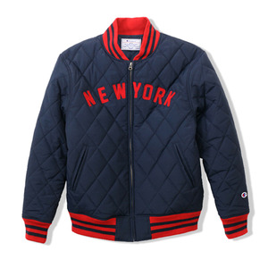 [챔피온] Campus Quilting Jacket(C3-J606) Navy,챔피온,자켓
