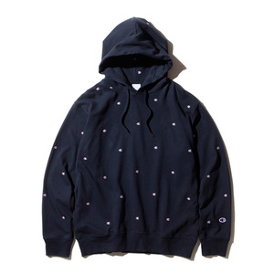[챔피온] Campus Pullover Sweat(C3-J116) Navy,챔피온,후드