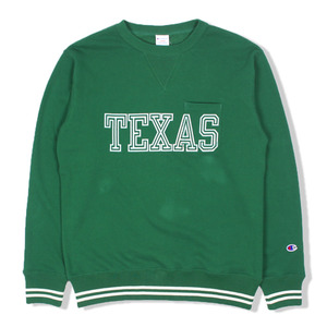 [챔피온] Campus Crewneck Sweat (C3-H003) Green,챔피온,맨투맨