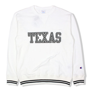 [챔피온] Campus Crewneck Sweat (C3-H003) White,챔피온,맨투맨