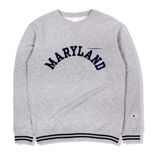 [챔피온] Campus Crewneck Sweat (C3-H003) Grey,챔피온,맨투맨