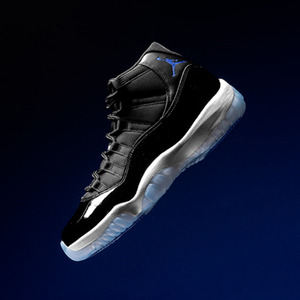 "조던11 스페이스잼, Air Jordan 11 Retro ""Space Jam"", 378037-003"