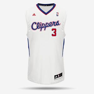 아디다스 NBA LA클리퍼스 크리스폴 져지, ADIDAS NBA LA CLIPPERS PAUL JERSEY, AT1406, 스윙맨져지