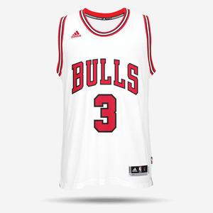 아디다스 NBA 시카고불스 드웨인 웨이드 져지, ADIDAS NBA CHICAGO WADE JERSEY, CC2543, 스윙맨져지