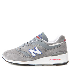 뉴발란스 997 USA (NEW BALANCE 997 USA) [M997CNR]