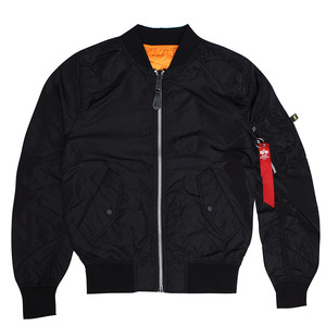 [알파인더스트리] ALPHA INDUSTRIES L-2B SCOUT (BLACK) [MJL46000C1-BK]