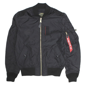[알파인더스트리] ALPHA INDUSTRIES MA-1 SKYMASTER (BLACK) [MJM45510C1-BK]