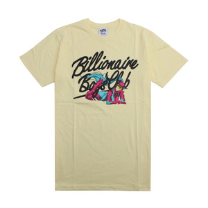 [빌리네어 보이즈 클럽] (BB EPOCH SS TEE (PASTEL YELLOW)) [871-1203-PSTLY]