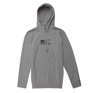 [오베이] OBEY HALF FACE MIL SPEC HOOD (HEATHER GREY) [111611370-HEA]