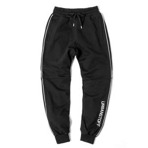 [어반스터프] USF RALLY SWEAT PANTS BLACK, 긴바지, 조거팬츠