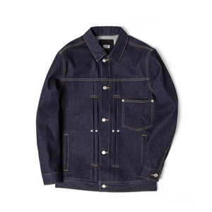[어반스터프] USF BURIE DENIM JACKET INDIGO, 데님자켓