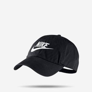[1차 재입고] 나이키 헤리티지86 퓨추라 볼캡 검흰, Nike Adults Heritage 86 Futura, 626305-012, 나이키 볼캡