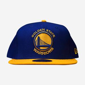 뉴에라 NBA 골든스테이트 워리어스 스냅백, NEWERA NBA GOLDEN STATE WARRIROS SNAPBACK