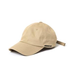 [어반스터프] USF SUSPEND BALL CAP BEIGE, 볼캡