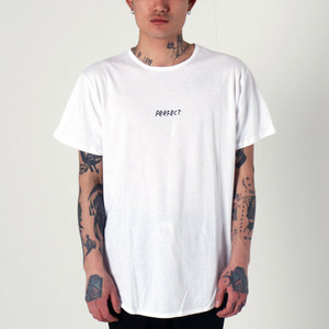 [EPTM] PERFECT TEE (WHITE), 반팔티