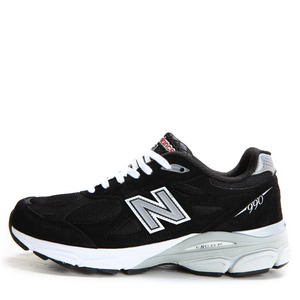뉴발란스 990 USA (NEW BALANCE 990 USA) [W990BK3]
