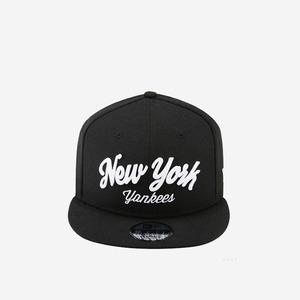 뉴에라 뉴욕양키즈 스티치 스냅백 (블랙) , NEWERA YANKEES SNAPBACK
