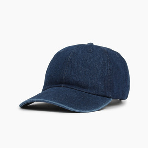 [NEWHATTAN] Denim Ballcap Dark Blue, 볼캡 - 풋셀스토어