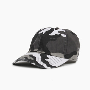 [NEWHATTAN] Cotton Ballcap City Camo, 볼캡