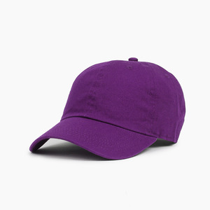 [NEWHATTAN] Cotton Ballcap Purple, 볼캡 - 풋셀스토어