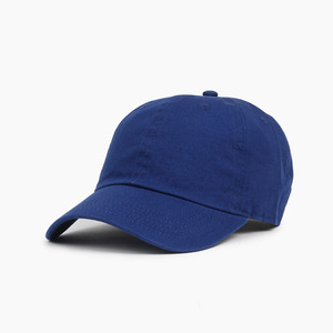 [NEWHATTAN] Cotton Ballcap Royal Blue, 볼캡 - 풋셀스토어