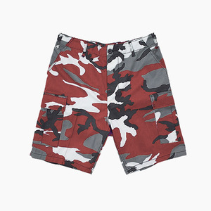 [ROTHCO] BDU Short Red Camo, 로스코 반바지