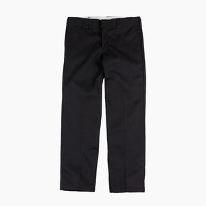 [디키즈] DICKIES 873 Slim Fit Pants Black, 긴바지, 팬츠