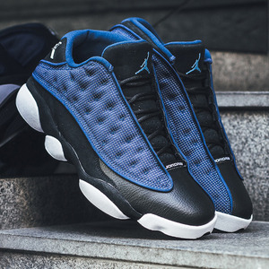조던13로우 남흰, AIR JORDAN 13 RETRO LOW, 310810-407