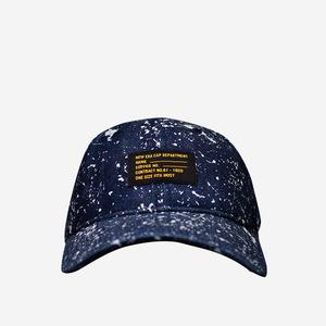 뉴에라 데님 페인팅 볼캡 (중청), NEWERA DENIM BALL CAP