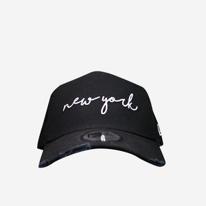 뉴에라 뉴욕 볼캡 (블랙), NEWERA NEWYORK BALL CAP